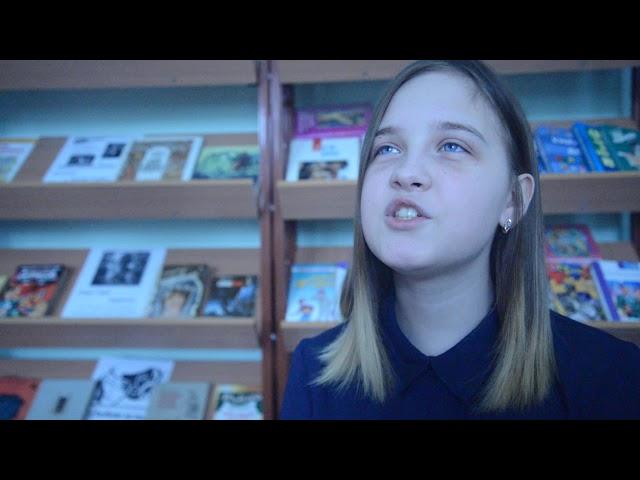 Изображение предпросмотра прочтения – ВероникаШинтяпина читает произведение «Всё начинается с любви» Р.И.Рождественского