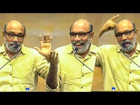 Youtube Channel -களை கலாய்த்து தள்ளிய Sathyaraj - Super Fun Speech   Kanaa   Sivakarthikeyan   TN