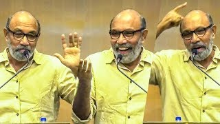 Youtube Channel -களை கலாய்த்து தள்ளிய Sathyaraj - Super Fun Speech | Kanaa | Sivakarthikeyan | TN