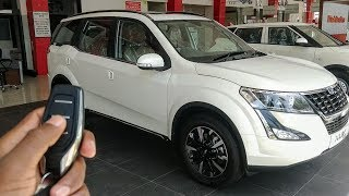 Mahindra xuv 500 w11 (o) 2019 detailed review