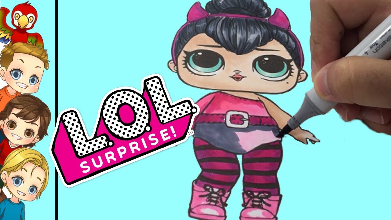 Lol Surprise Doll Sugar And Spice