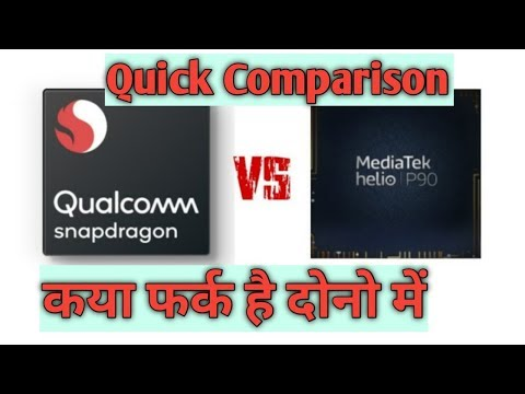 #SidTech #Snapdragon675 #MediatekP90  ( Hindi ) Mediatek Helio P90 Vs Snapdragon 675 Detail Info