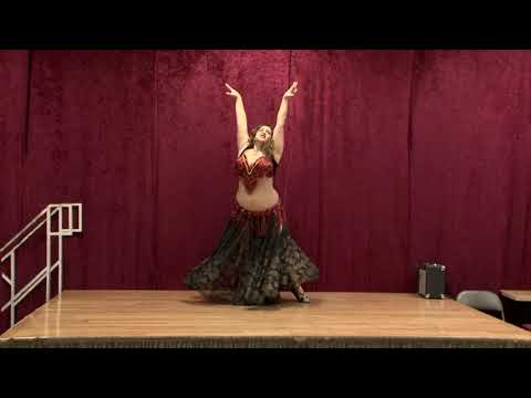 Miss Thea Solo Bellydance thumbnail