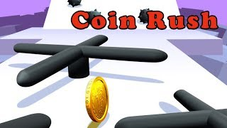 Coin Rush! - Crazy Labs Stimulating Mission Walkthrough