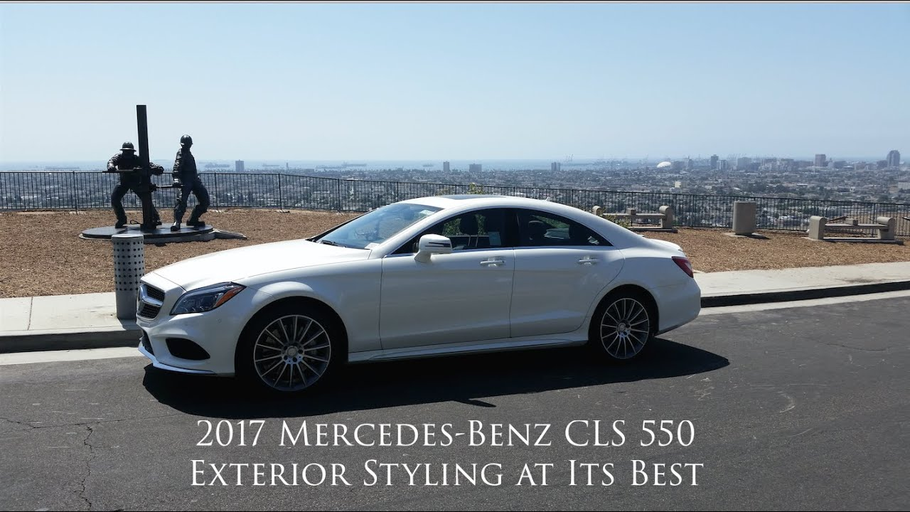 2017 cls550 best looking mercedes benz model for 2017