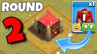 "SB vs EVIL CC ROUND 2!! ""Clash Of Clans""WE GOT TO WIN!!!"