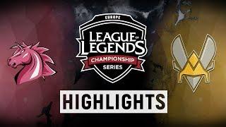 Video UOL vs. VIT - EU LCS Week 8 Day 1 Match Highlights (Spring 2018) download MP3, 3GP, MP4, WEBM, AVI, FLV Juni 2018