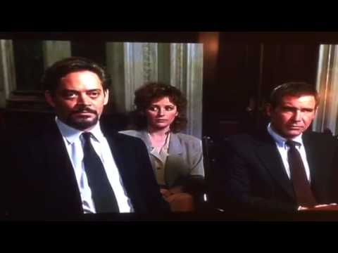Presumed Innocent Courtroom Scene - YouTube