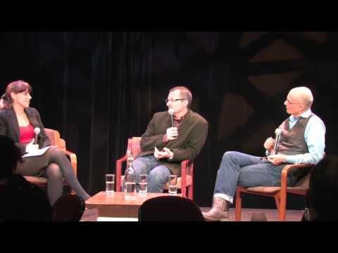 Discussion with Joël Beddows and Frank Heibert about Visage de feu
