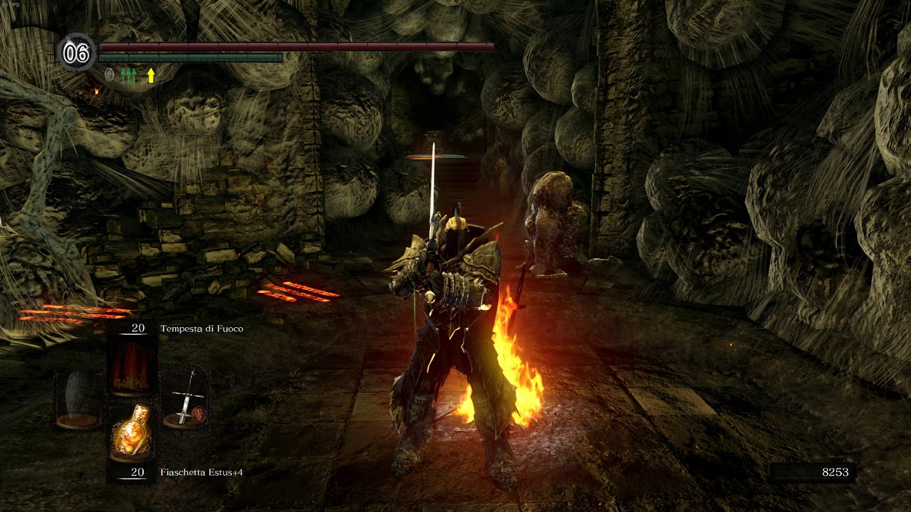 infinita dark souls remastered
