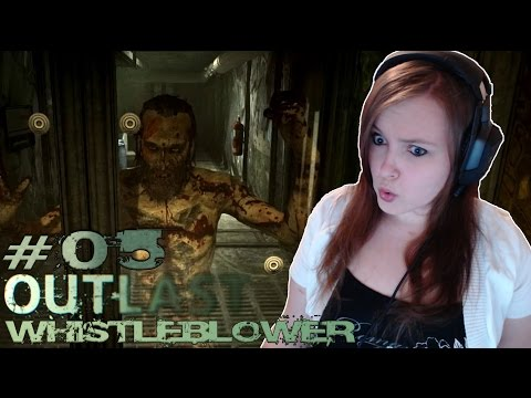 Let's Play Outlast DLC Whistleblower [Facecam/Deutsch/Blind] #05 Dick und Doof