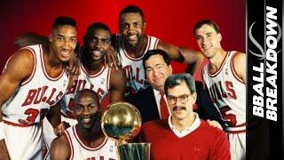 The Last Dance: The Architect Of The Bulls Dynasty
