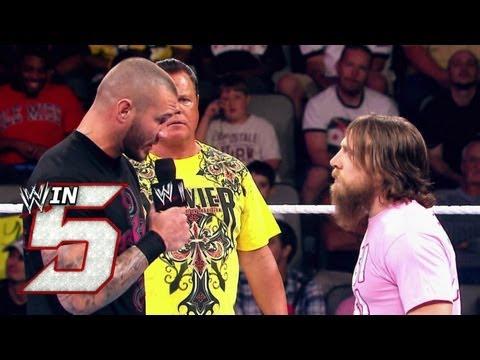 WWE in 5 - Week of September 30, 2013