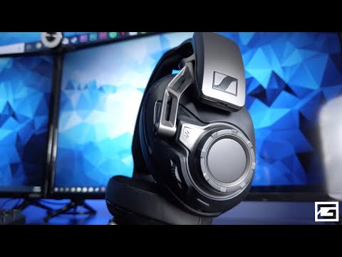 The Wireless Gaming Headset To Beat? : Sennheiser GSP 670 REVIEW