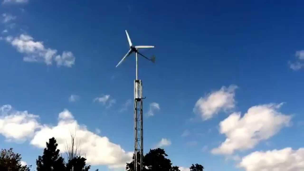 Aleko 3,000 Watt Wind Turbine Generator