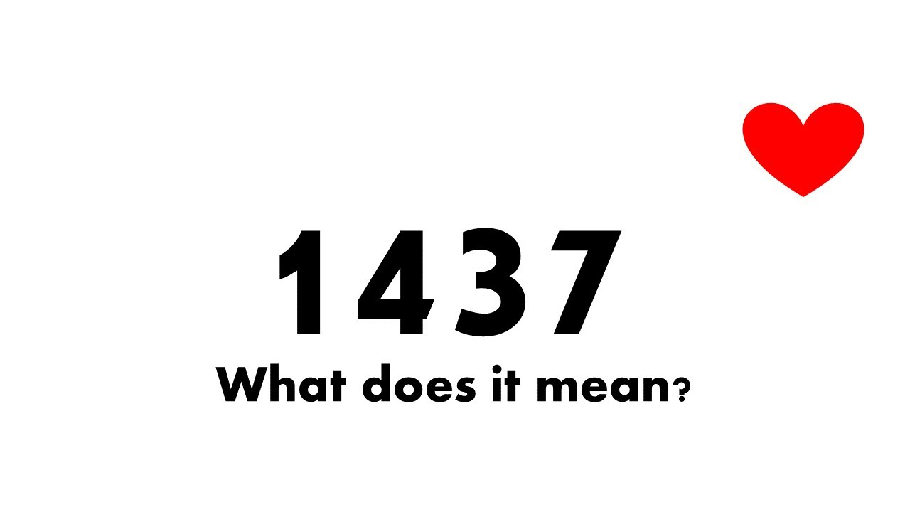 Download 1437 Meaning
