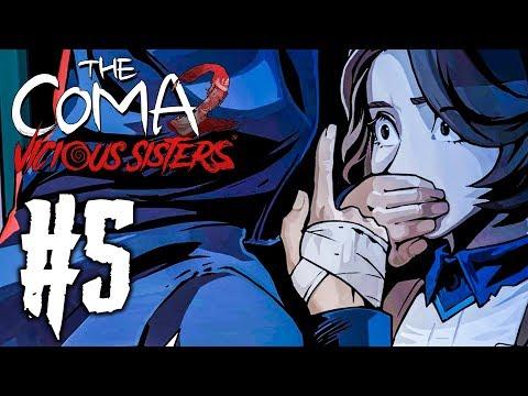 The Coma 2 Vicious Sisters Прохождение #5 ► ВОЗВРАЩЕНИЕ ЁНХО! ► ИНДИ ХОРРОР ИГРА