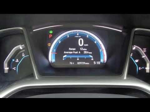 2016 Honda Civic Killeen TX Austin, TX #9745A