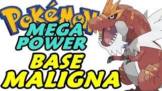 Pokémon Mega Power (Detonado - Parte 32) - Base Maligna!!!