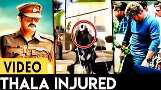 Ajith bike stunt | Accident | video | Valimai | Update - 20-02-2020 Tamil Cinema News
