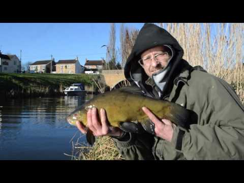 Pole Fishing Chopped Worm for Tench.  Ramsey Forty Foot