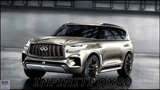 Next Generation 2019 Infiniti QX80 Rumors_7-Speed Automatic Transmission