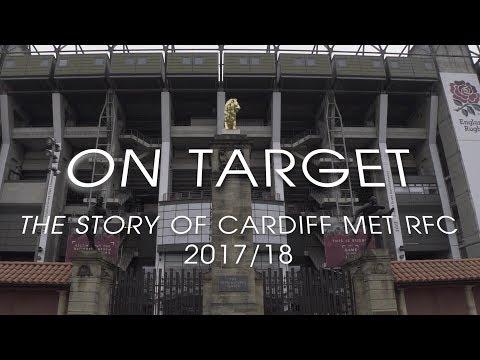 ON TARGET: Cardiff Met RFC
