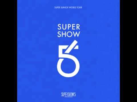 [Full Album] 슈퍼주니어 (Super Junior) - Super Junior World Tour 'Super Show 5'