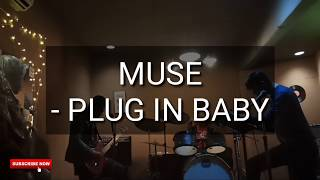 MUSE - PLUG IN BABY - LIVE STUDIO REHEARSAL