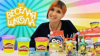 Маша Капуки Кануки лепит изPlay-Doh (Плей-До)— Большой сборник, развивающее видео для детей