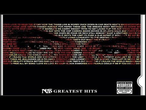 Nas - Bridging the Gap (feat. Olu Dara) HD