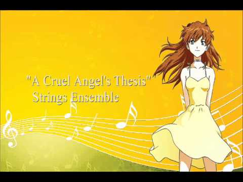 the cruel thesis angel