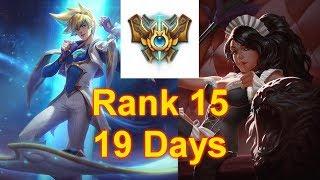 How AnDa got Top 15 Korea in 19 days