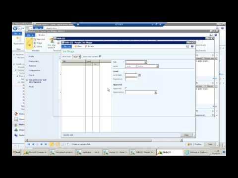 Benefits of Microsoft Dynamics AX 2012 HR Module