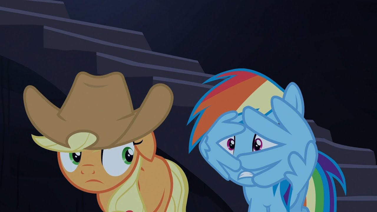 Applejack Yeah Nothin Creepy About That Youtube