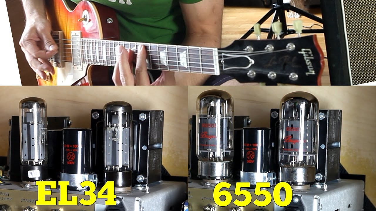 Do power tubes make a noticeable difference in tone? And if