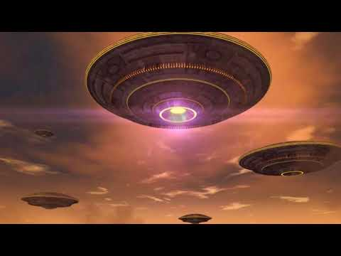 Are UFOs real? What are UFOs? Are Aliens real? Is there life in outer space?  Hon Priest Isaac