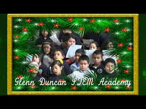 Glenn Duncan STEM Academy Choir Sings to Washoe County Commissioners