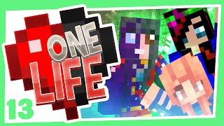 Minecraft UHC Survival! ONE LIFE - Cheridet & Salem's Lady!