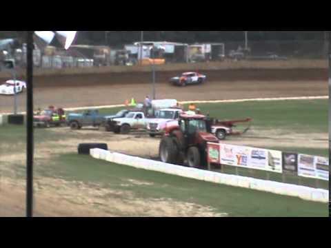 Hartford Motor Speedway UMP Street Stock Heat 6/26/15
