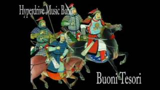 Hyperdrive Music Band - Buoni Tesori