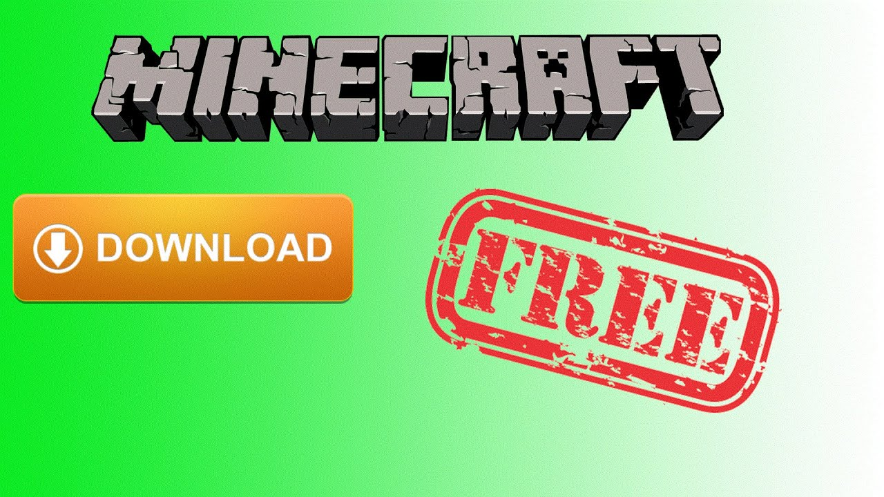 minecraft for free download no virus