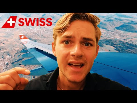 Swiss Air was NOT what I expected | Swiss Airline Review