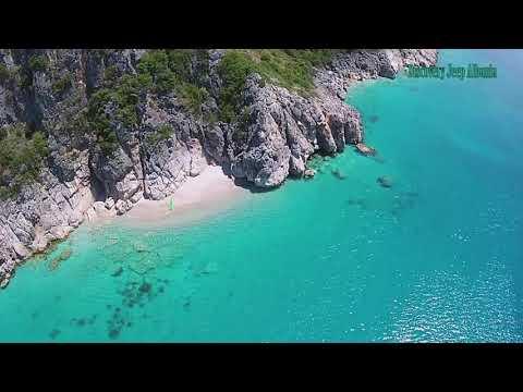 Jalë, Albania - Amazing Hidden Beach
