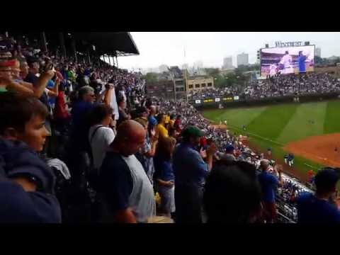 Chicago Cubs Winning Song - Go! Cubs Go!