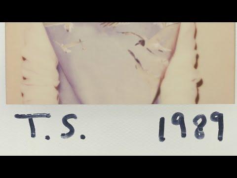1989 (Taylor Swift Album Cover)