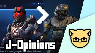 Why Halo 4 Had Better Customization Systems/Options Than 3 and Reach - JOpinions