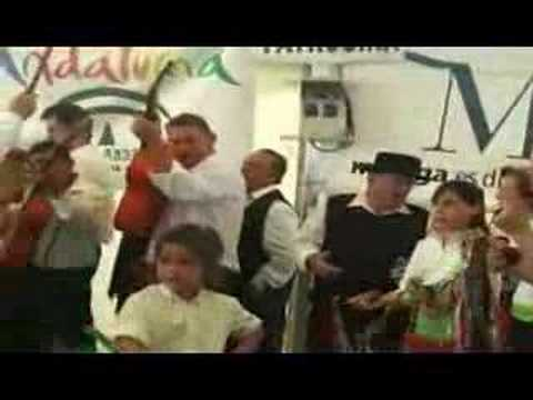 Fiesta de Verdiales en Las Tres Cruces: Buñuelos