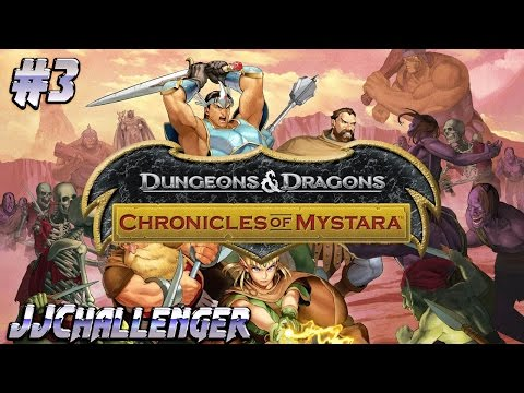 Dungeons & Dragons: Chronicles of Mystara #3 JJChallenger HD |