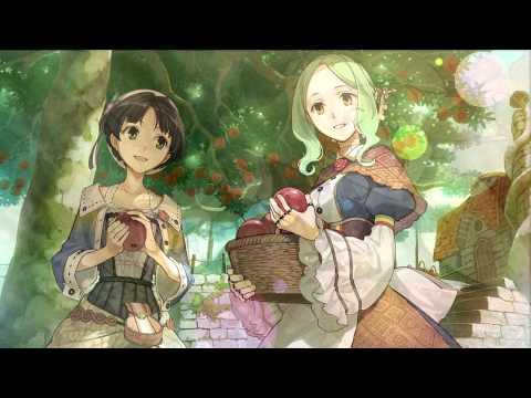 Atelier Escha & Logy (Anime) OP FULL ~「Asuiro」~ Rie Murakawa